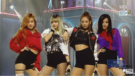 Kaos Exid Korea Kpop harganya selangit kostum whistle black pink bikin