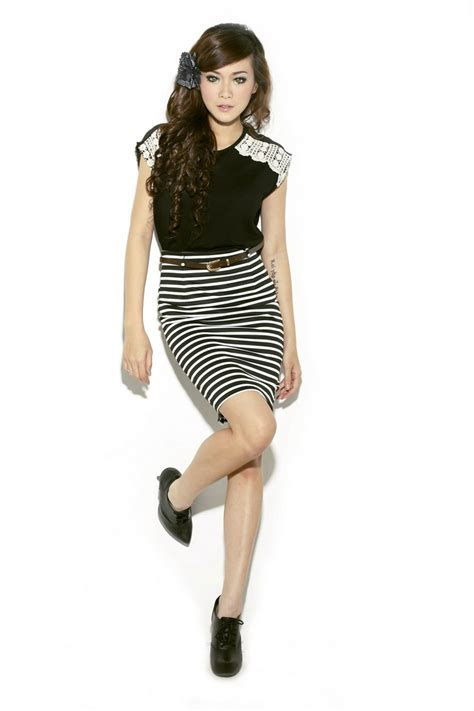 17 best images about new item how to wear striped pencil