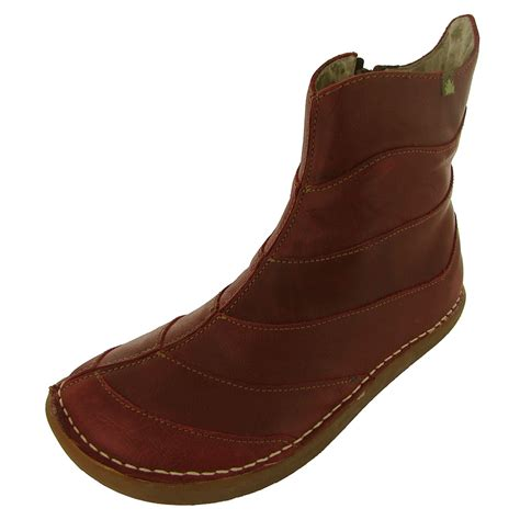 el naturalista womens n050 organico ankle boot shoes ebay
