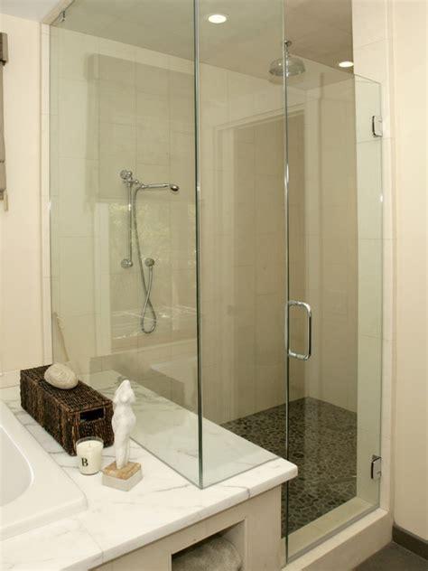 bath next to shower inhabit