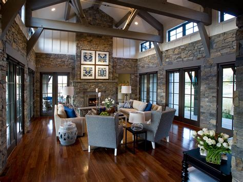 hgtv dream home 2013 great room pictures and video from great room s decor creates a warm gathering space this