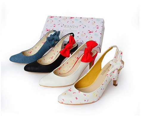 hello shoes pretty practical hello randa x shoes