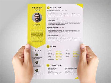 25 Best Free Resume Templates For All Jobs Kazi Mohammed Erfan Medium Psd Templates Free