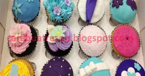 cara membuat kue kering icing sugar cara membuat kue cupcake icing sugar karakter resep