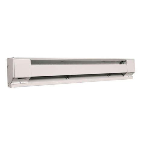 12 foot electric baseboard heater fahrenheat f2548 2000w electric baseboard heater 240v 8