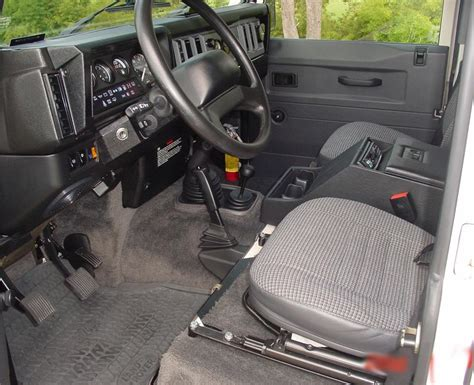 land rover 110 interior 1993 land rover defender 110 utility 44828