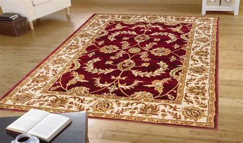 tappeti e bay tappeto orientale persiano classico rosso misure grandi