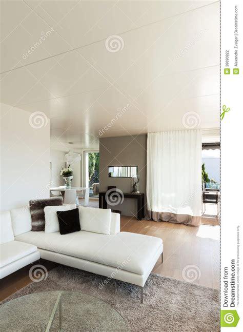interni casa moderna interni di una casa moderna fotografia stock immagine