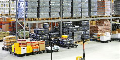 warehouse layout for efficiency warehouse efficiency shelving and storage tips to