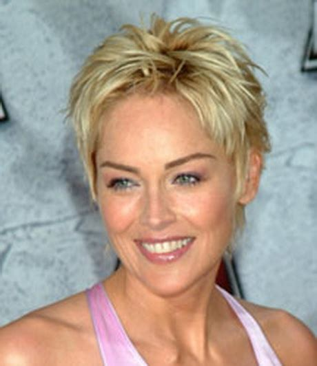 old thin hair cuts pictures of short haircuts for older women with thin hair