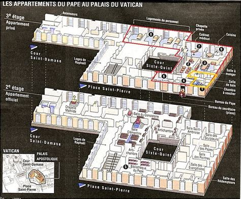 apostolic palace floor plan 9 best residences of power images on pinterest