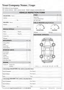 vehicle inspection poc amp pod form personalised duplicate