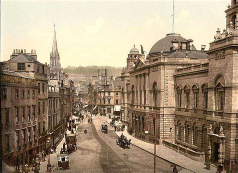 pictures of old bathtubs old photos of bath in somerset england united kingdom of great britain