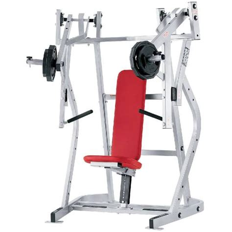 hammer strength plate loaded iso lateral bench press