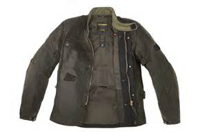 Motorcycle Jacket Spidi Worker Wax Motorcycle Jacket