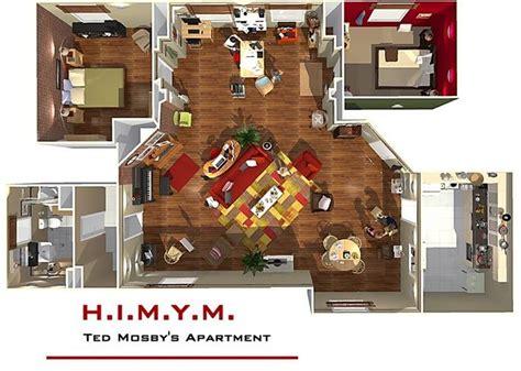 how i met your apartment how i met your apartment in 3d homebyme