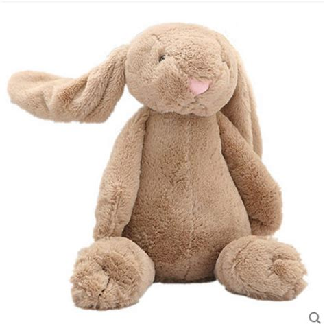 lovey 30cm bunny stuffed rabbit cut plush soft toys
