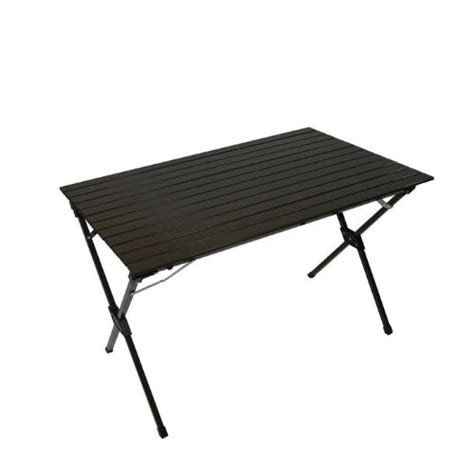 portable outdoor furniture table in a bag large aluminum portable table with carrying bag outdoor patio furniture