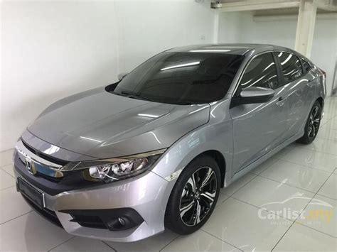 best honda civic year honda civic 2016 tc vtec 1 5 in kuala lumpur automatic sedan silver for rm 106 000 3031481