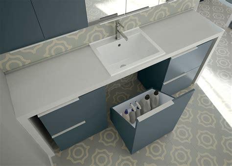 spazio bagno mobili per lavanderia spazio time ideagroup