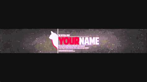 top 5 youtube banner templates best june 2015