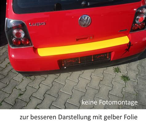 Folie Auto Ebay by Vw Lupo Ladekantenschutz Folie Lackschutzfolie Autofolie