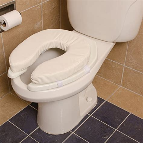 padded toilet seat cover duro med toilet seat cushion cushioned toilet seat