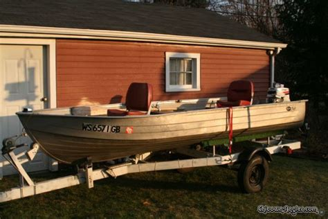 wisconsin homemade boat registration windycityfishing view topic boat for sale 14ft