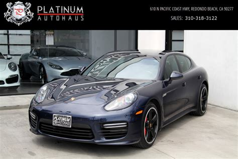 Porsche Panamera Gts Msrp by 2015 Porsche Panamera Gts Msrp 124 680 Stock 6199
