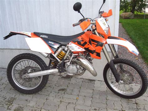 Ktm 125 Exc For Sale Image Gallery 2004 Ktm Exc