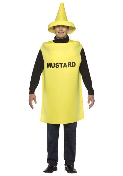 can dogs mustard mustard costume