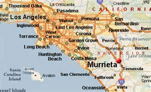 murrieta california map view map in murrieta california