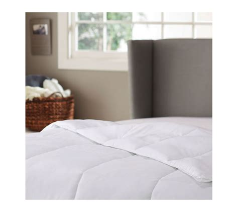 pinzon down comforter com pinzon hypoallergenic down alternative year
