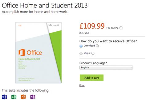 Purchase Microsoft Office 2013 by Microsoft Office 2013 And Office 365 Available For Purchase