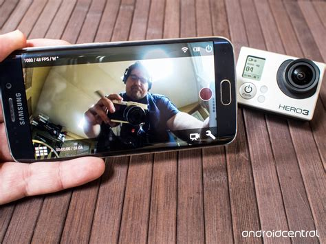 gopro app for android using a gopro with android android central