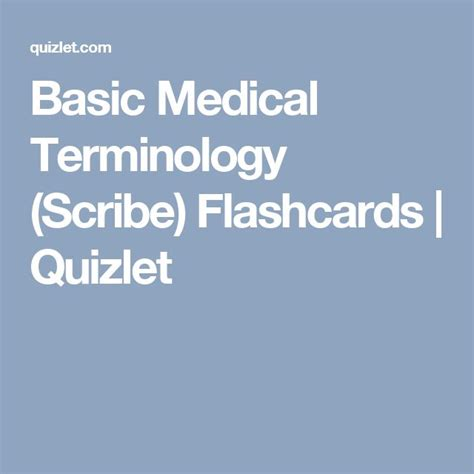 printable flashcards for medical terminology a popular eating plan that promises quick weight loss is
