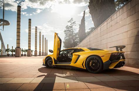 Lamborghini Doors Open Up Report Limited Run Lamborghini Centenario Lp 770 4 To Bow