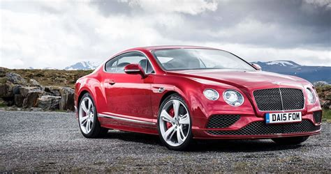 drive co uk on the road in the bentley continental gt speed