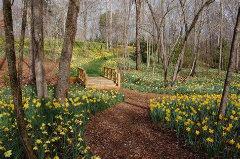 Gibbs Garden by New 300 Acre Estate Garden Opening In March 2012 In