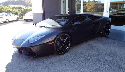 Lamborghini Kanye West Kanye West Reportadly Sells Matte Black Lamborghini