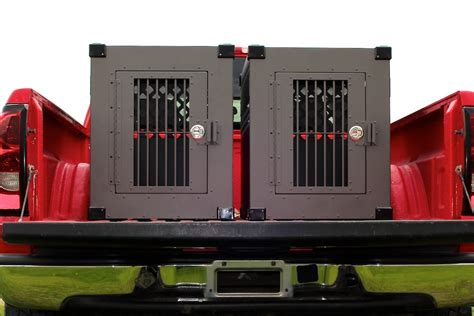 truck bed dog box truck dog crate images