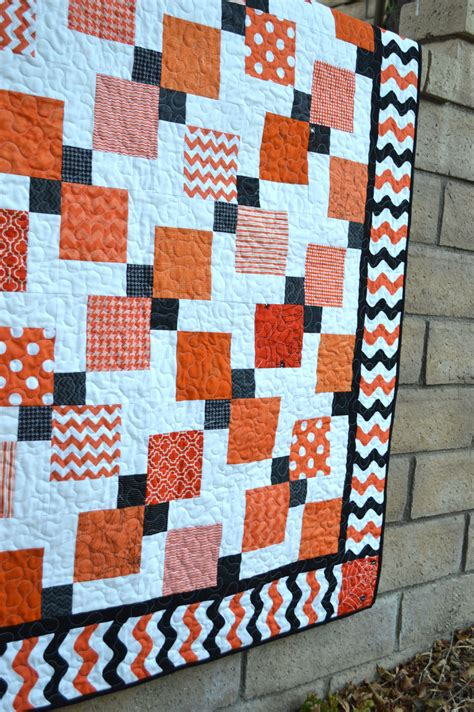 Quilt Pattern Disappearing Nine Patch | halloween disappearing 9 patch quilt