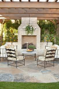 Backyard Fireplace Pergola With Outdoor Fireplace Love This Re Create This