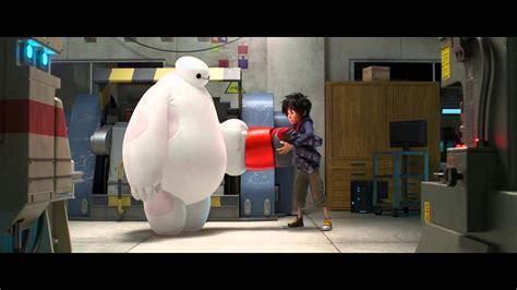 film disney big hero big hero 6 teaser trailer