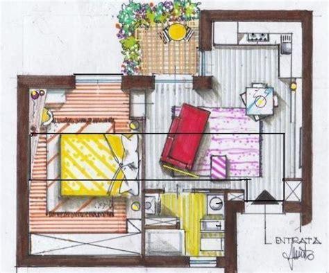 progettare appartamento progetto appartamento 30 mq