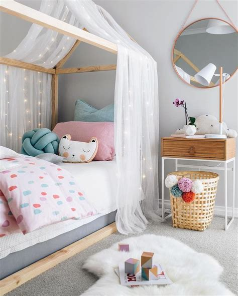 fun girl bedroom ideas mommo design basket love kids furniture and details