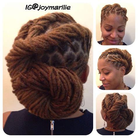 modern dreadlock hairstyles for ladies 65 best female loc styles images on pinterest dreadlock