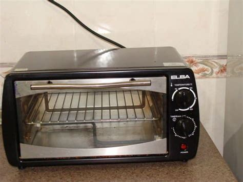 Toaster Malaysia elba oven toaster used less than 1 year for sale from selangor puchong adpost classifieds