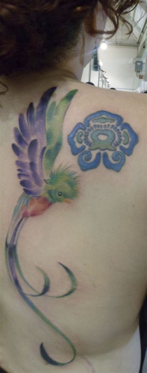 porno tattoo best 25 quetzal ideas on bright
