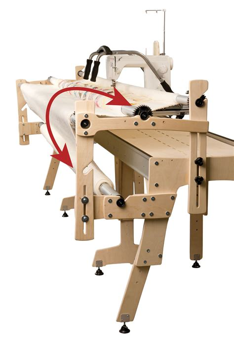 Gracie Quilting Frame by Gracie Machine Quilt Frame